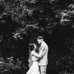 Happily Married in her dream bespoke wedding dress