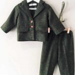 Child's Suit Hand made to match groomsman